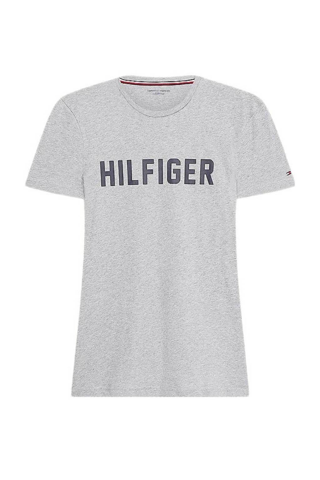 Tommy Hilfiger T-shirt grijs, Grijs