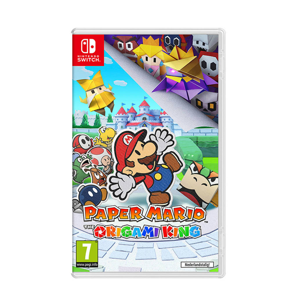 Paper Mario Origami King (Nintendo Switch)