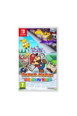 Paper Mario Origami King (Switch)