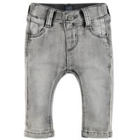 Babyface baby regular fit jeans grijs stonewashed, Grijs stonewashed
