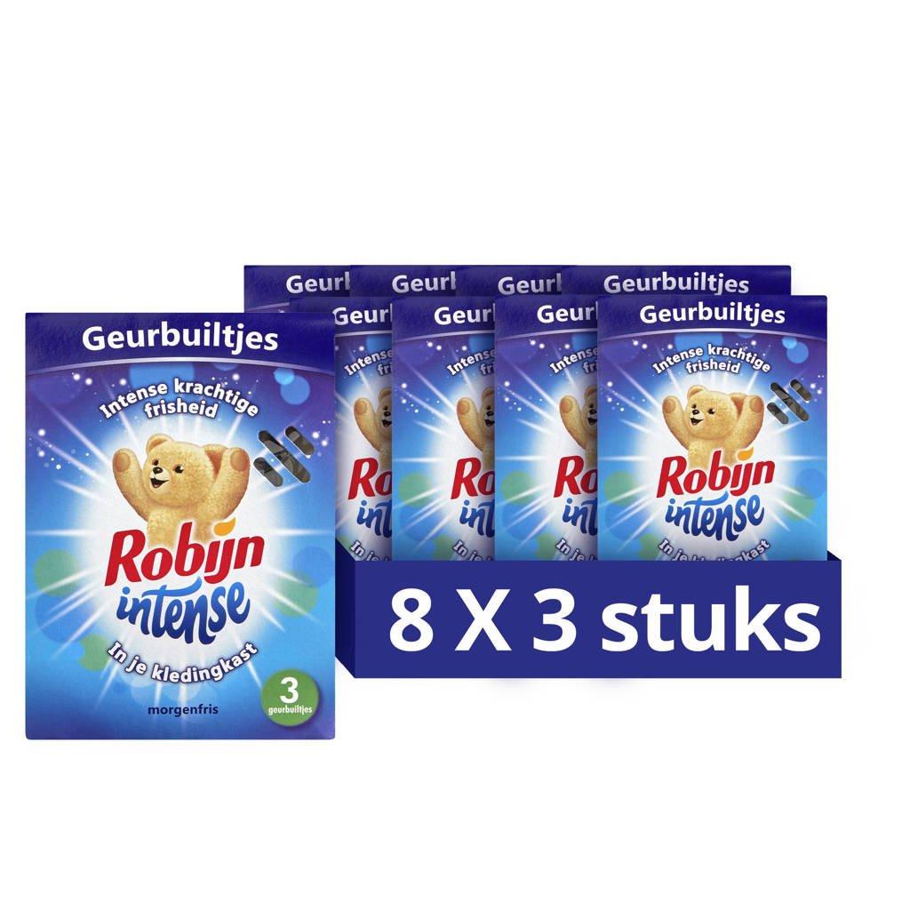 Robijn Intense geurbuiltjes - 8 x 3 stuks