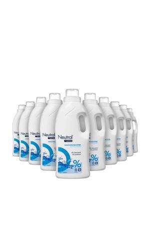 Parfumvrije wasverzachter - 10 x 750 ml - 270 wasbeurten