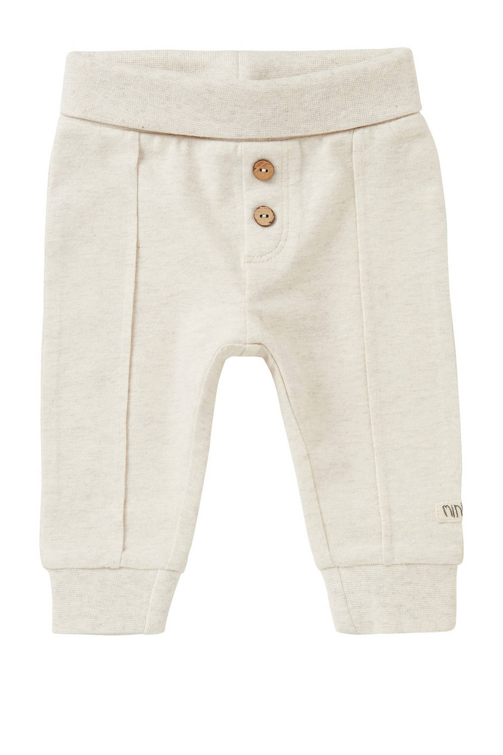 Noppies baby slim fit broek Botleng wit, Wit
