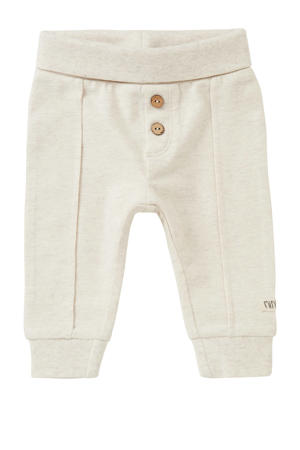 baby slim fit broek Botleng wit