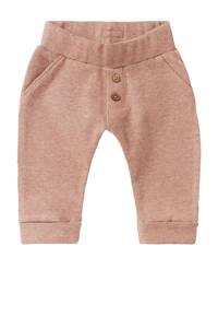 Noppies baby regular fit broek Clarens oudroze, Oudroze