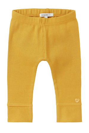 baby legging Karkams geel