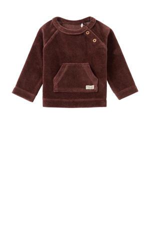 baby sweater Clocolan bruin