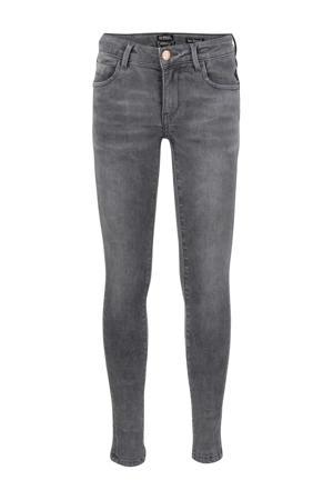 super skinny jeans Jazz grijs