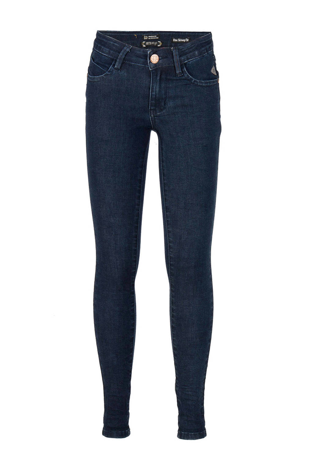 Indian Blue Jeans skinny jeans Jill flex dark denim, Dark denim