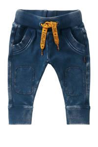 Noppies baby slim fit broek Vrendenburg donkerblauw, Donkerblauw