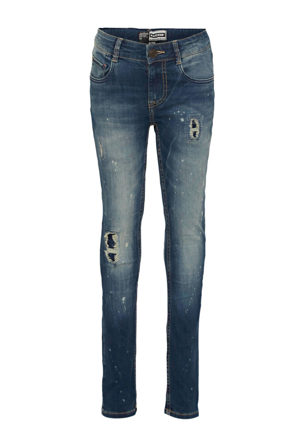 Raizzed skinny jeans Tokyo vintage blue, Vintage blue