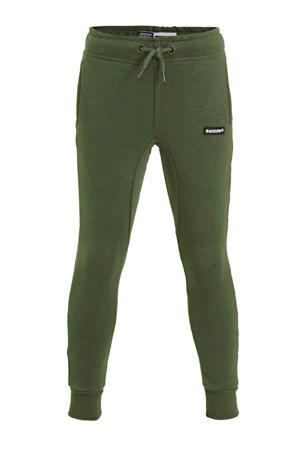 skinny joggingbroek Sanford army groen