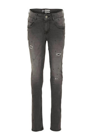 skinny jeans Tokyo dark grey stone
