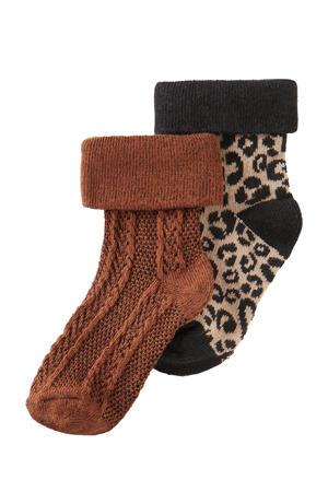 sokken ( 2 paar) roestoranje