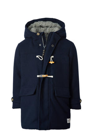 winterjas Ladismith donkerblauw