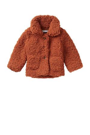 baby teddy winterjas Lulekani roestoranje
