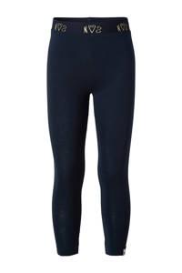 Noppies legging Winburg met biologisch katoen donkerblauw, Donkerblauw