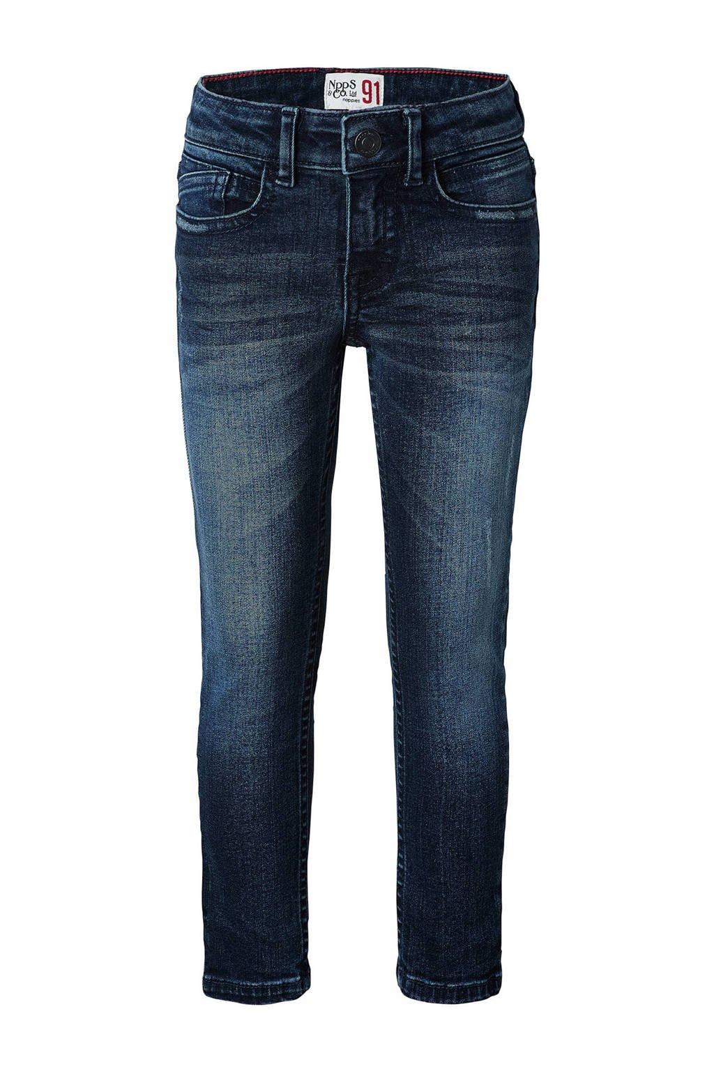 Noppies slim fit jeans Bathurst dark denim, Dark denim