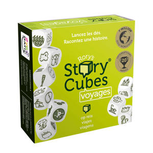 Rory's Story Cubes Voyages dobbelspel