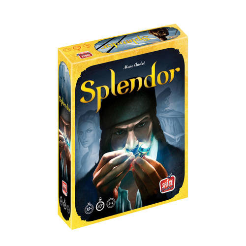 Wehkamp-Space Cowboys Splendor NL bordspel-aanbieding