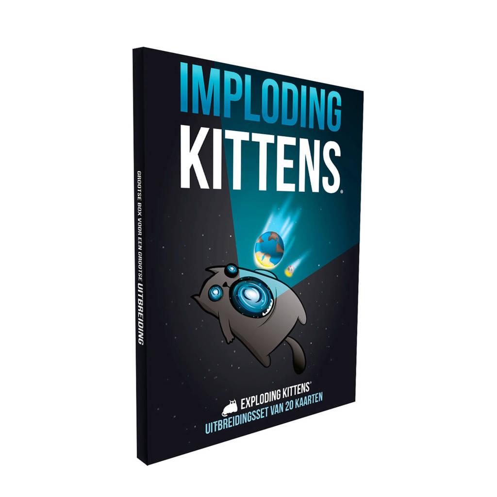 Exploding Kittens Imploding Kittens NL kaartspel