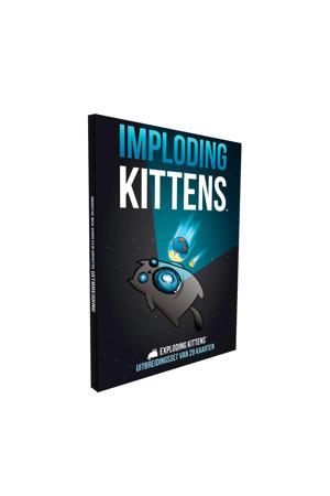 Imploding Kittens NL kaartspel