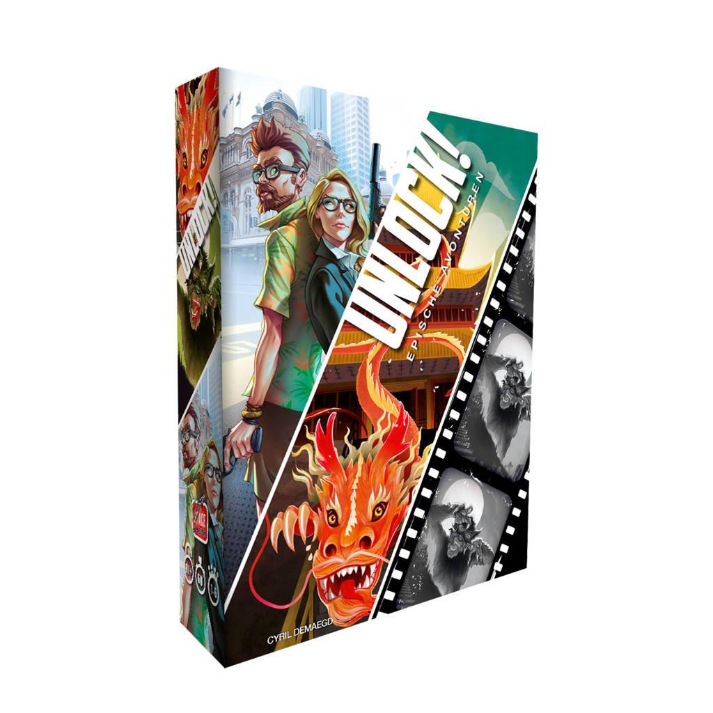 Space Cowboys Unlock! 7 Epische Avonturen kaartspel