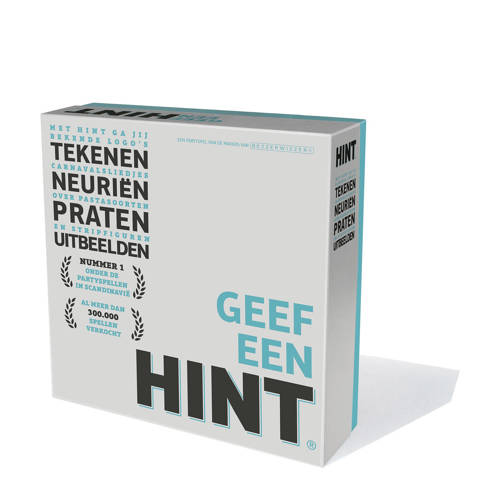 Wehkamp-Bezzerwizzer Hint NL bordspel-aanbieding