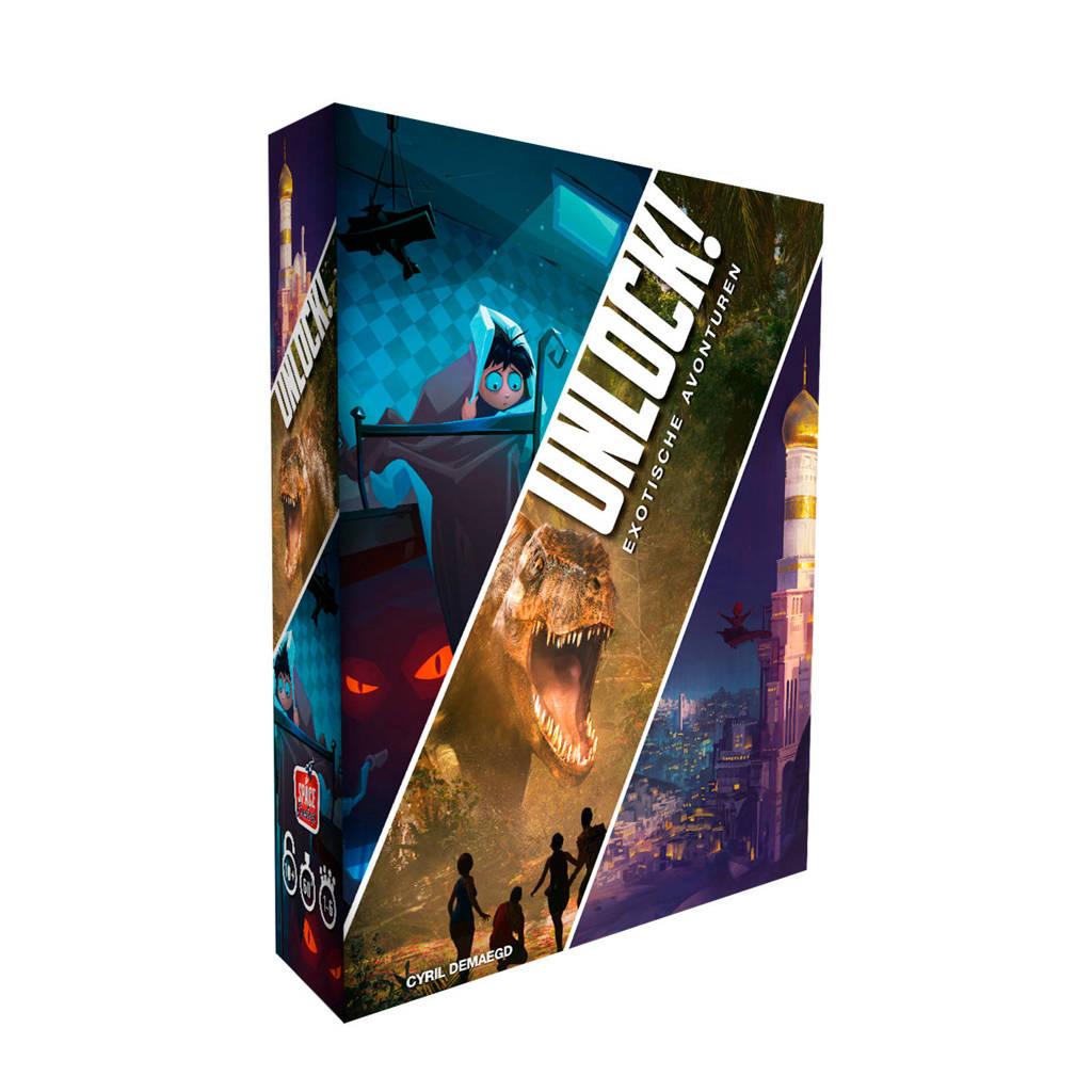 Space Cowboys Unlock! 4 Exotische Avonturen kaartspel
