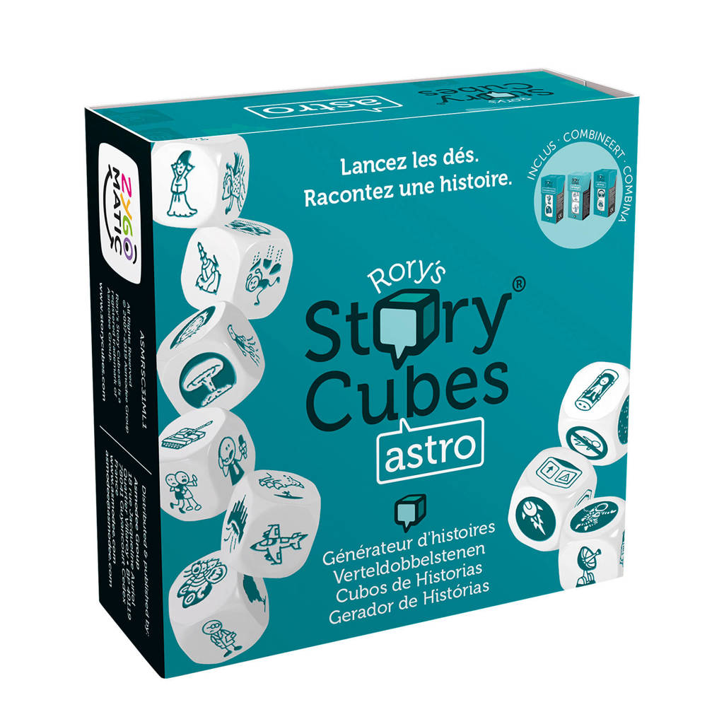 Zygomatic Rory's Story Cubes Astro dobbelspel