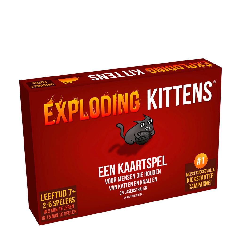 Exploding Kittens Exploding Kittens NL kaartspel