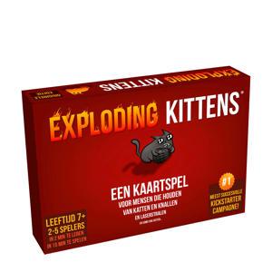 Exploding Kittens NL kaartspel