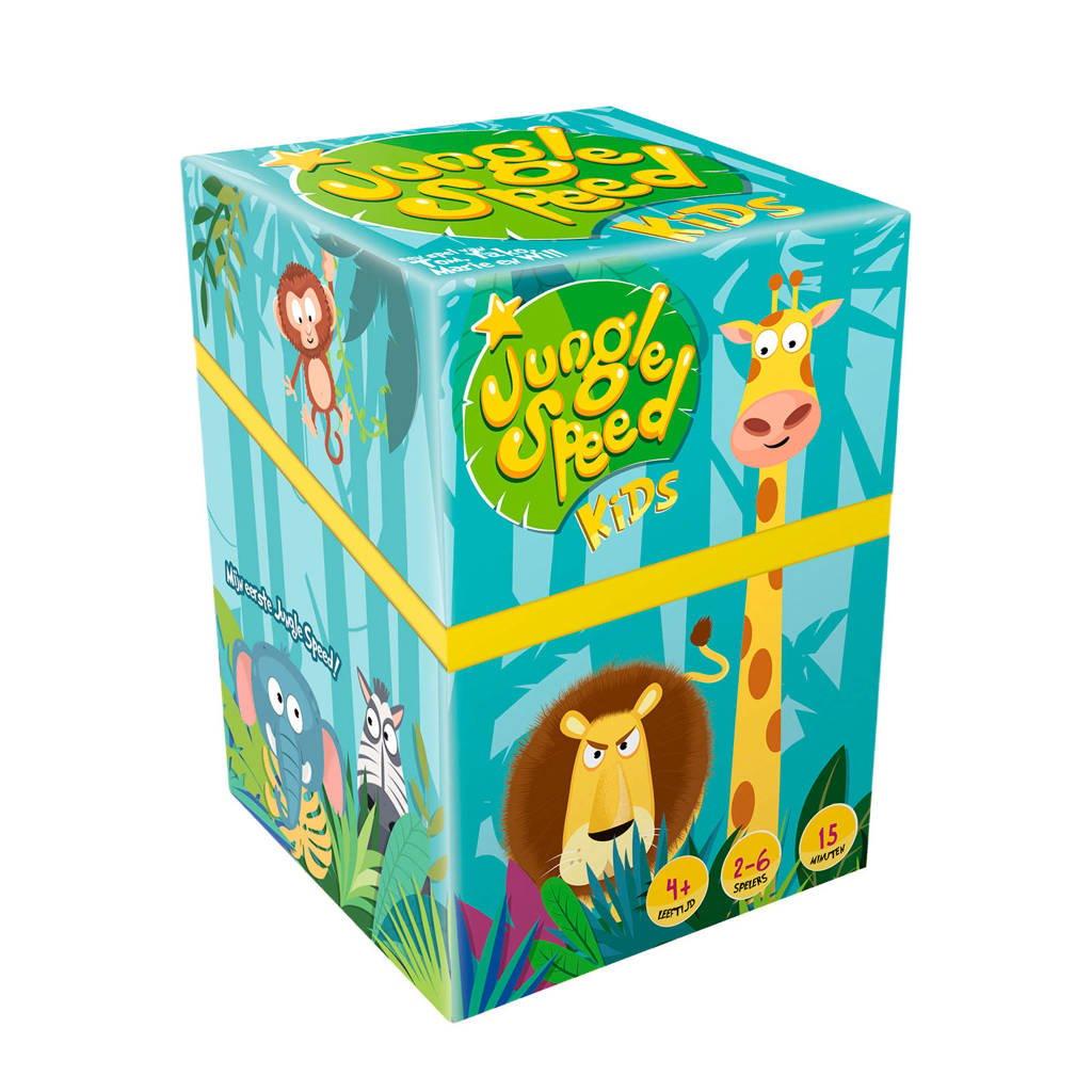 Zygomatic Board Game Studio Jungle Speed Kids kaartspel