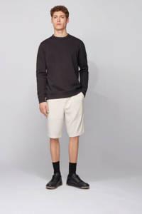 BOSS Casual sweater zwart, Zwart