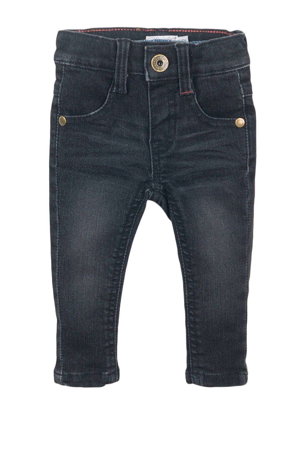 Dirkje regular fit jeans dark denim, Dark denim