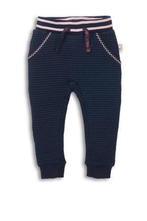 broek donkerblauw/roze
