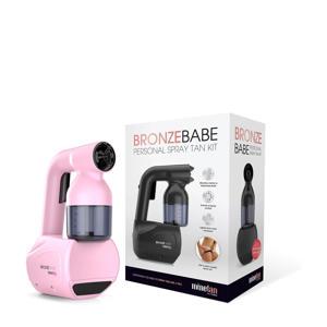Bronze Babe spray tan kit - Roze