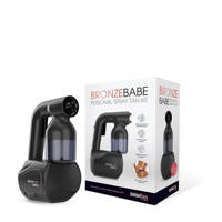 MineTan Bronze Babe spray tan kit - Zwart