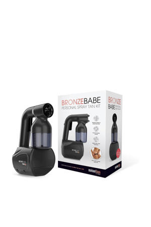 Bronze Babe spray tan kit - Zwart