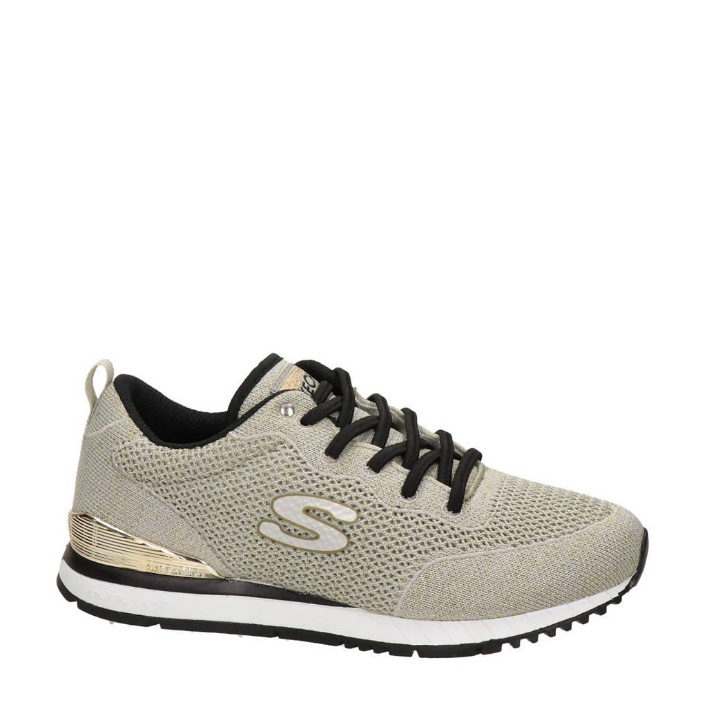 Skechers Originals  sneakers beige/goud, Beige/goud