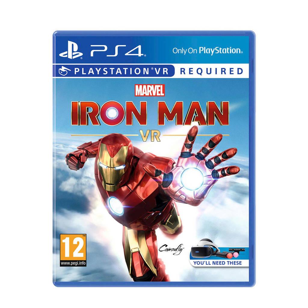Marvel's Iron Man VR (PlayStation 4) (PlayStation 4)