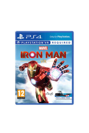 Marvel's Iron Man VR (PlayStation 4) (PlayStation 4)