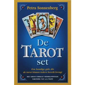 De Tarot set 78 kaarten in doos - Petra Sonnenberg