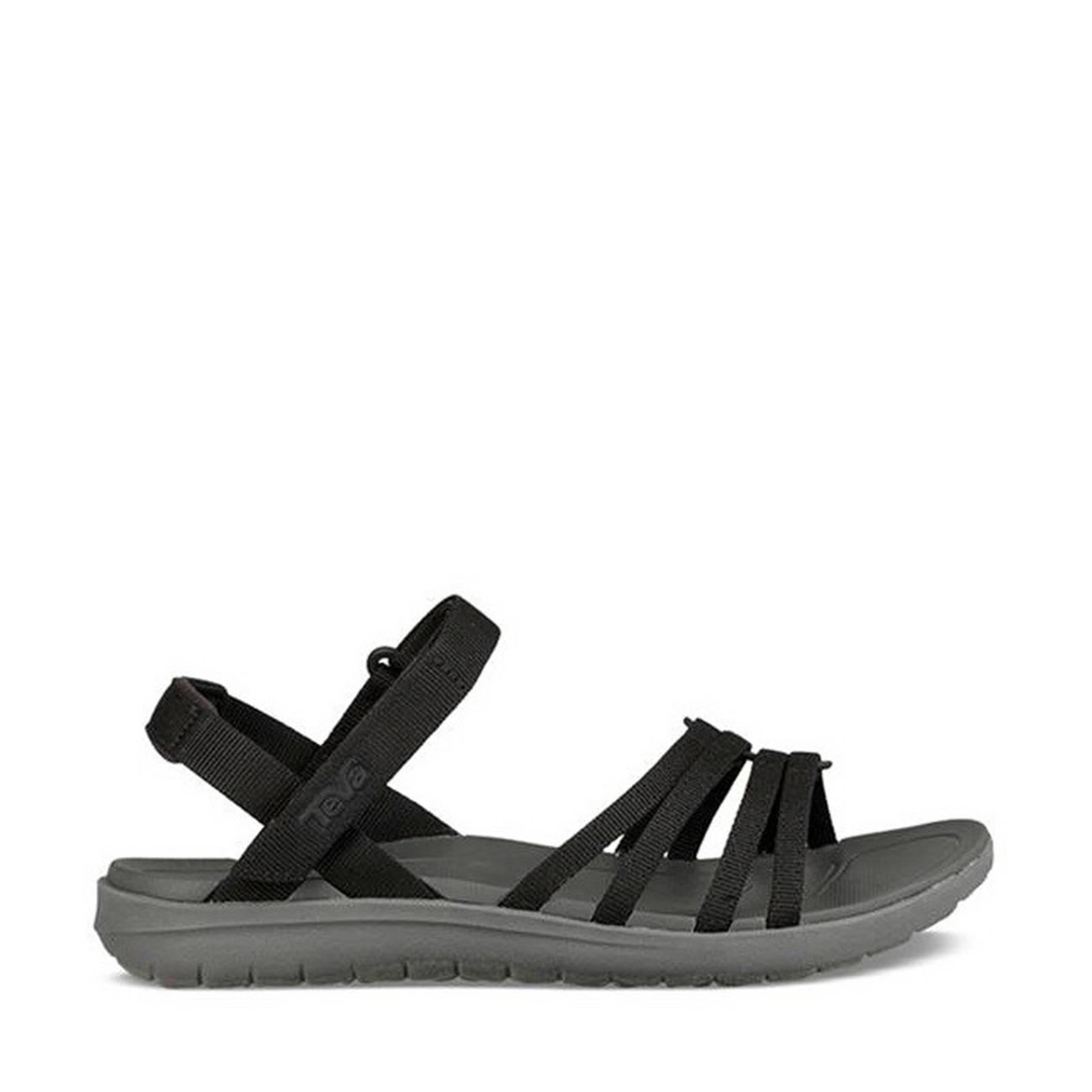 Sanborn Cota oudoor sandalen zwartgrijs