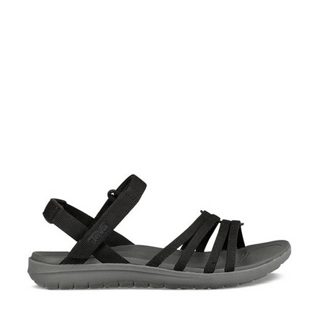 Teva Sanborn Cota  oudoor sandalen zwart/grijs, Zwart/grijs