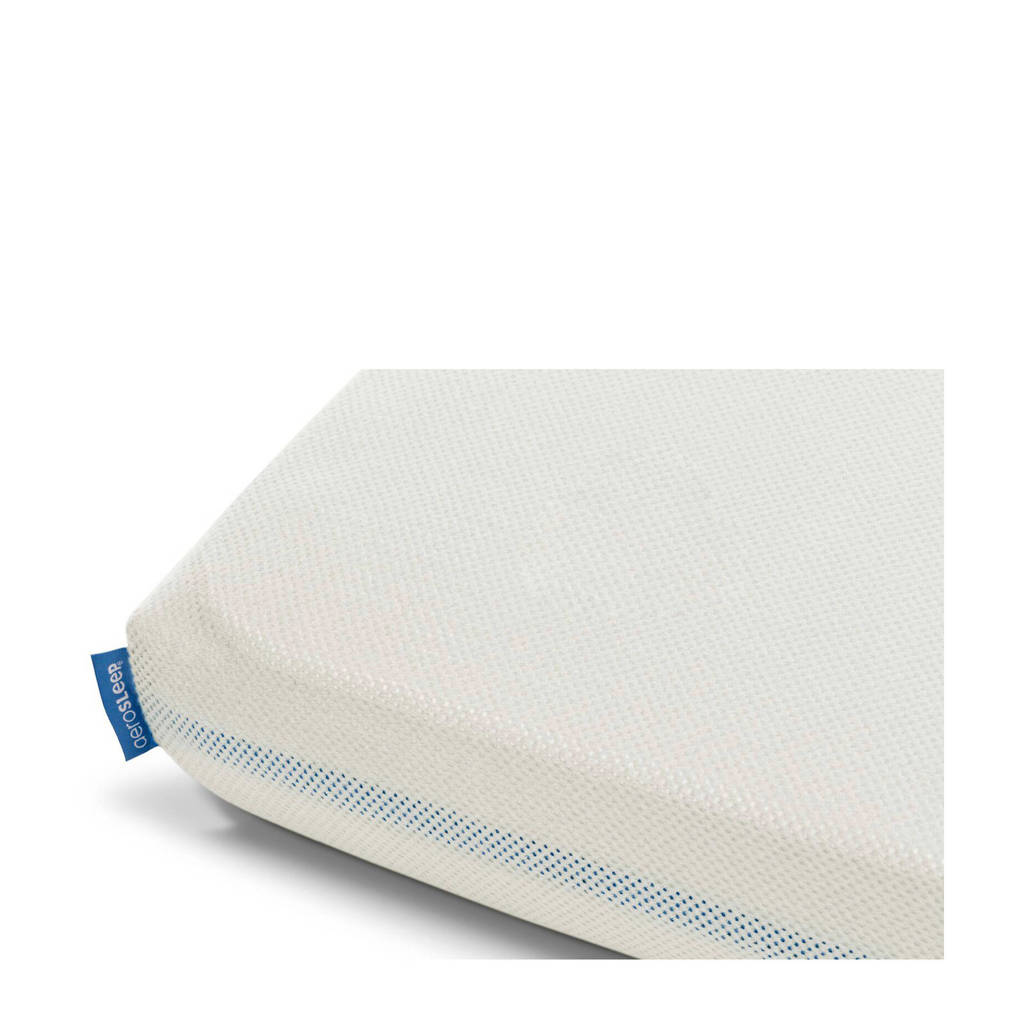 AeroSleep polyester hoeslaken 40x90 cm, Ecru