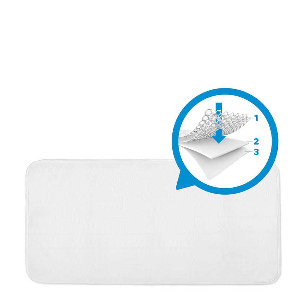 AeroSleep baby protect matrasbeschermer 60x120 cm, Wit