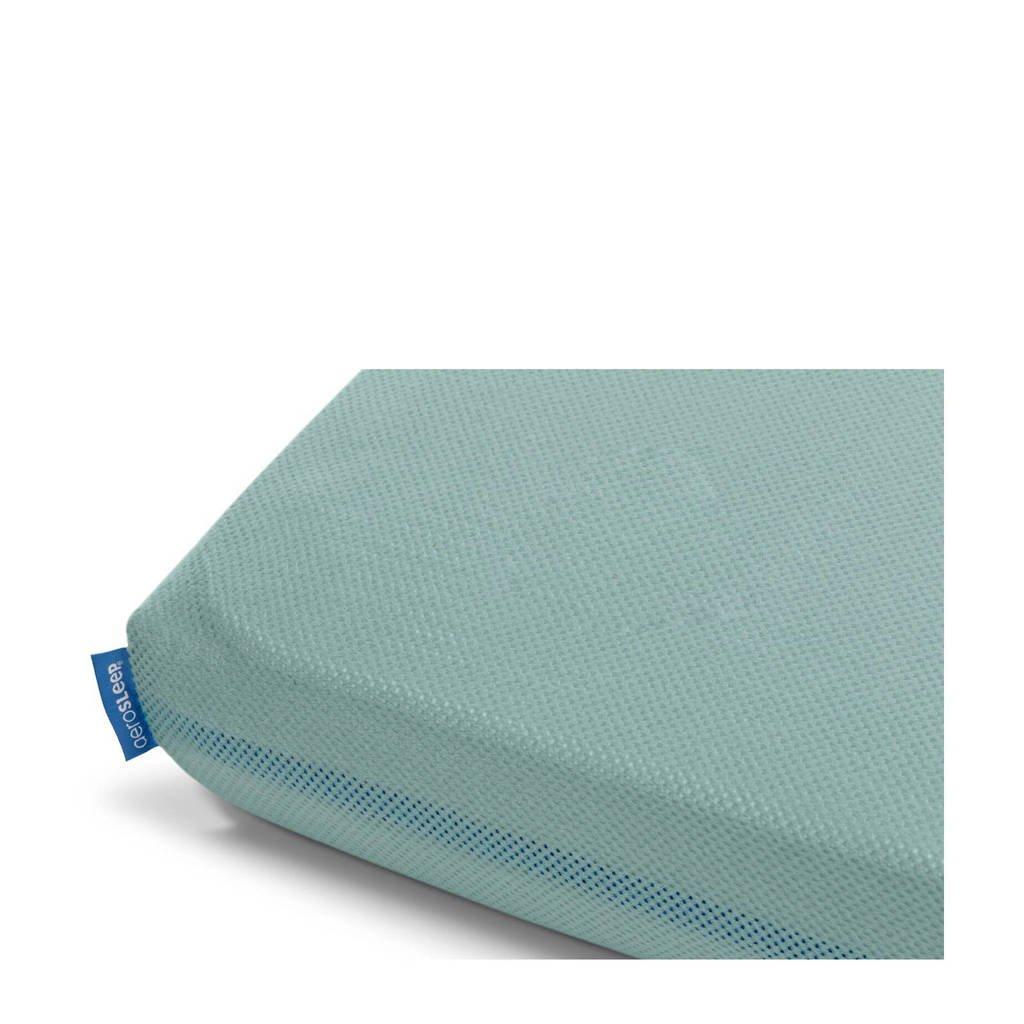 AeroSleep polyester hoeslaken 40x80 cm, Groen