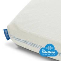 AeroSleep polyester hoeslaken 60x120 cm, Ecru