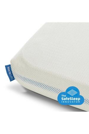 polyester hoeslaken 60x120 cm Ecru